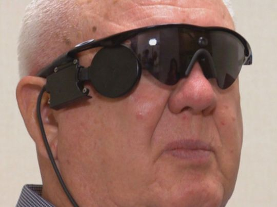 New Technology Gives 'Second Sight' to the Blind