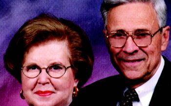 Phyllis And Bill Snyder Photo Color