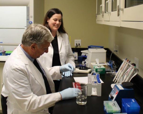 The Edward C. Fogg, III and Lisbeth A. Fogg Charitable Trust grants Retina Foundation $133,000 for Genetic Eye Disease