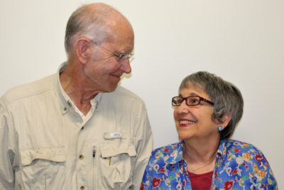 Meet Sharon and Harold Hosack