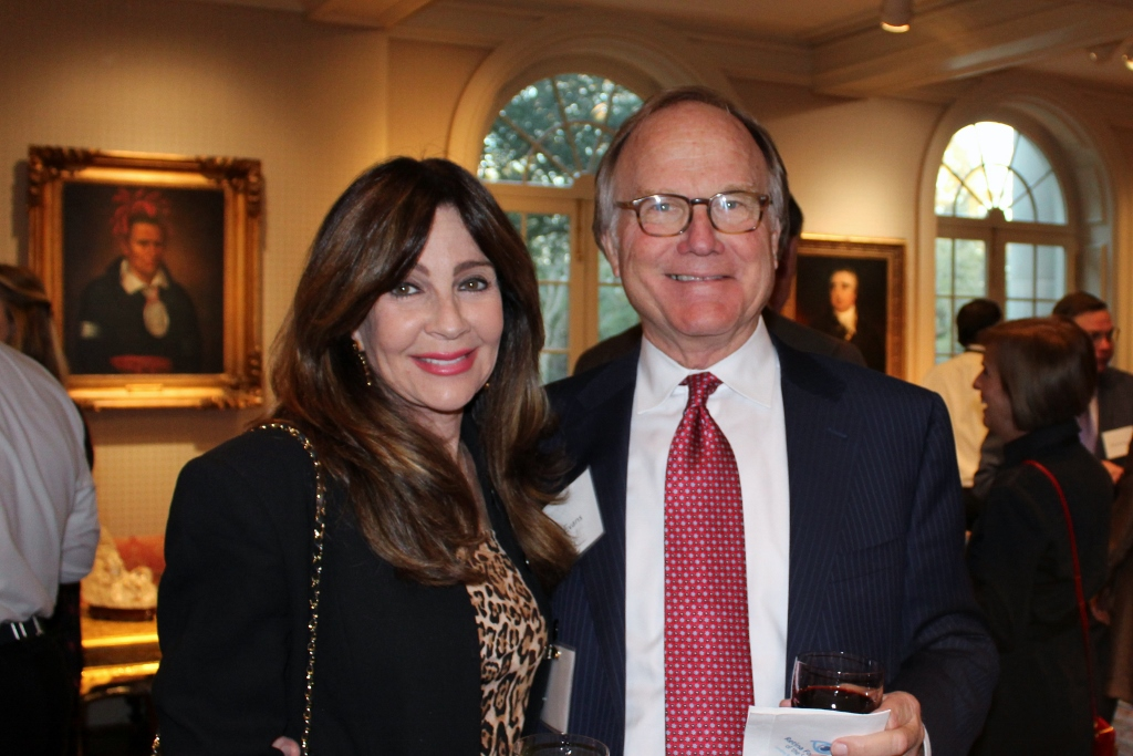 Debbie & John Evans, Board Member (1024×683)