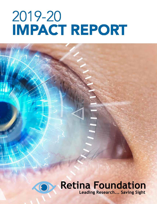 Retina Foundation-2019-20 Impact Report