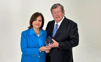 McGraws - 2020 Visionary Award Recipients
